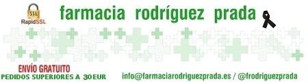 Ecommerce logo Farmacia Rodriguez Prada