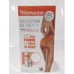THIOMUCASE REDUCTOR DE GRASA 200 ML + 50 ML