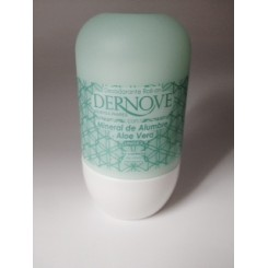 DERNOVE DESODORANTE ALUMBRE ROLL ON 75 ML