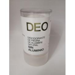 DEO DESODORANTE PIEDRA ALUMBRE 120 G