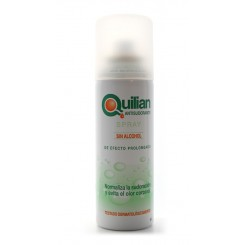 QUILIAN DESODORANTE SPRAY SIN ALCOHOL 125 ML.