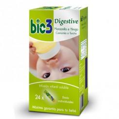 BIE3 DIGESTIVE 24 DOSIS INFUSION INFANTIL SOLUBL