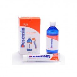 DESENSIN PLUS PACK PASTA 125 ML+COLUTORIO 500 ML