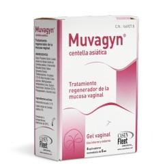 MUVAGYN CENTELLA ASIATICA GEL MONODOSIS 5 ML 8 U