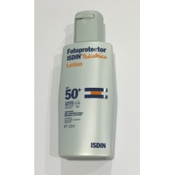 ISDIN LOTION PEDIATRICO SPF 50+  125 ML