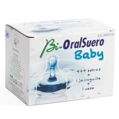 BIORALSUERO BABY SOBRES