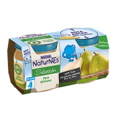 NESTLE NATURNES PERA WILLIAMS 2 X 200 G