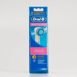 Oral-B recambio sensitive clean 3 Uds