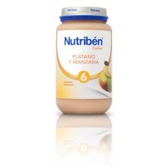 NUTRIBEN PLATANO MANZANA 250 G GRANDOTE