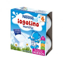 iogolino natural 4x 100 g