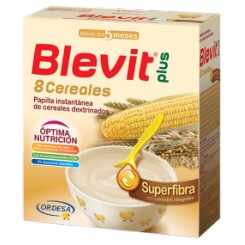 BLEVIT PLUS SUPERFIBRA 8 CEREALES 700 G