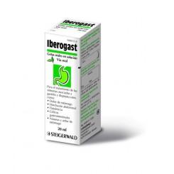 IBEROGAST GOTAS ORALES SOLUCION 20 ML
