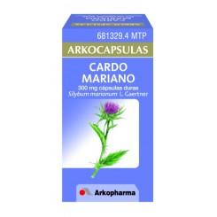 ARKOCAPSULAS CARDO MARIANO 300 MG 50 CAPSULAS