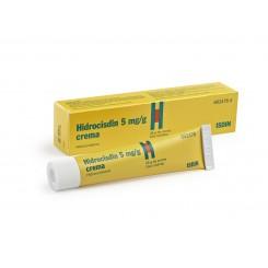 HIDROCISDIN 0,5% CREMA 30 GRAMOS