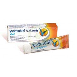 VOLTADOL 10 MG/G GEL TOPICO 100 G