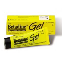 BETADINE GEL  30 G.