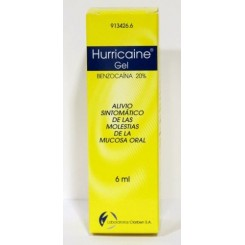 HURRICAINE GEL 6 ML