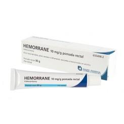 HEMORRANE POMADA 30 G