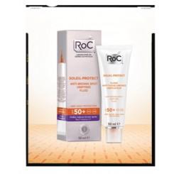 ROC SOLEIL PROTECT FLUID  ANTIMANCH SPF50+ 50 ML