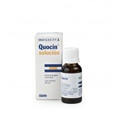 QUOCIN SOLUCION 20 CC