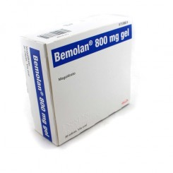 BEMOLAN GEL 30 SOBRES 800 MG