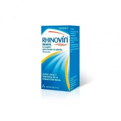 RHINOVIN INFANTIL GOTAS 10 CC 0.05%