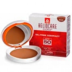 HELIOCARE COMPACTO OIL FREE 50 BROWN 10 G