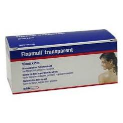 FIXOMULL TRANSPARENT 2M X 10 CM