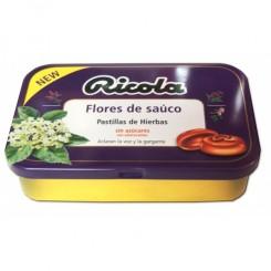 RICOLA PASTILLAS FLORES DE SAUCO S/A 60 G
