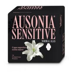 AUSONIA SENSITIVE ALAS NORMAL  14 UD