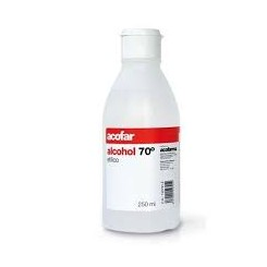ACOFAR ALCOHOL 70º 250 ML