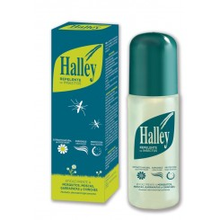 HALLEY REPELENTE INSECTOS 250 ML ATOMIZADOR