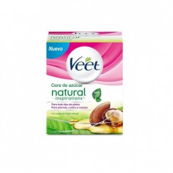 VEET NATURAL CERA DEPILATORIA  250 ML