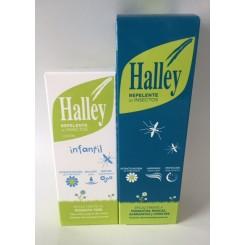 Antimosquitos Halley adultos y niños Duplo 10%