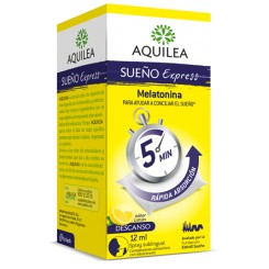 AQUILEA SUEÑO EXPRESS SPRAY SUBLINGUAL 1MG 12 ML