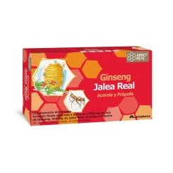 ARKO REAL JALEA REAL + GINSENG  15 ML 20 AMP