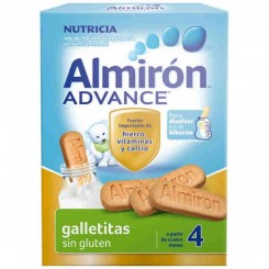 ALMIRON ADVANCE GALLETITAS SIN GLUTEN