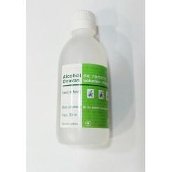 ALCOHOL ROMERO ORRAVAN SOLUCION TOPICA 250 ML