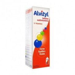 Alvityl multivitaminico ice age 150 ml