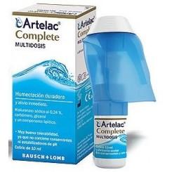 ARTELAC COMPLETE ESTERIL10 ML MULTIDOSIS GOTAS