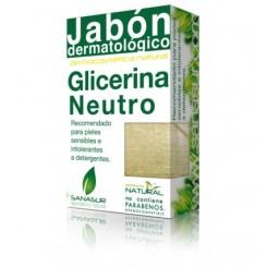 SANASUR JABON GLICERINA NEUTRO  100 G