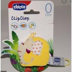 CHICCO CLIP CLAP TEJIDO