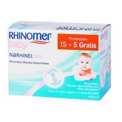 NARHINEL CONFORT RECAMB 15 + 5  RHINOMER BABY