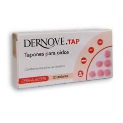 TAPONES OIDOS DERNOVE CERA 12 UN