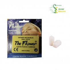 THE FLOWER TAPONES OIDO CERA 8