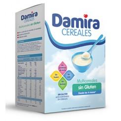 DAMIRA MULTICEREALES SIN GLUTEN 600 G