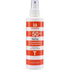 IA FOTOPROTEC SPF 50+ SPRAY TRANSP 200ML
