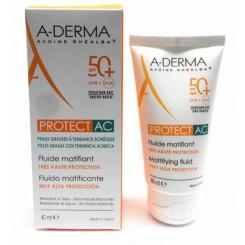 A-DERMA PROTECT AC FLUIDO SPF 50+ 40ML