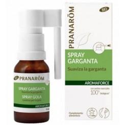 AROMAFORCE SPRAY GARGANTA 15ML PRANAROM