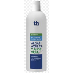 TH PHARMA ALGAS AZULES Y ALOE VERA ANTICASPA 750ML